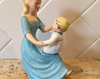 Vintage Goebel Mother & Child Figurine