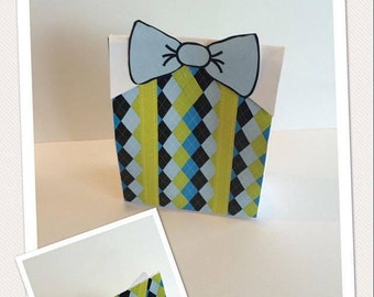 Little Man Treat Boxes inspired by game chracters