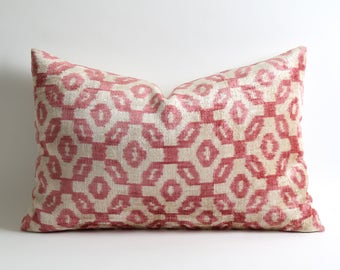 throw pillow, velvet pillow, ikat pillow, ikat, decorative pillow, pillow, pillow cover, velvet, cushion, ikat pillow cover, ikat pillows