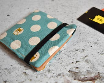 Porta tessere *BULL DOG* / card holder / business card / credit card