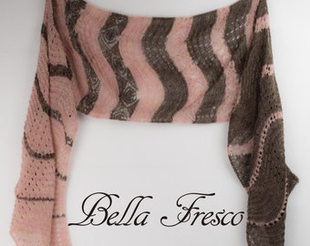 Bella Fresco Yarn Kit in your choice of colors and sizes