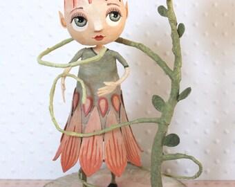 Symbiosis, OOAK doll