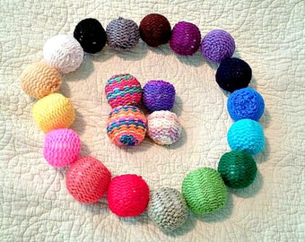 Knitted Ball Cat Toys, Stuffed Cat Toys, Catnip Balls, Knitted Cat Toys, Balls for Kittens, Gifts for Cat, New Kitten Gift