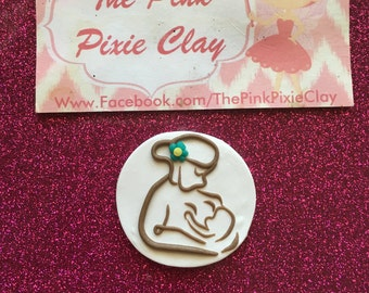 The Pink Pixie Clay