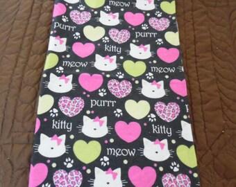 SALE Refillable Cat Nip Mat / Pet Mat / Cat Nip Toys / Organic Cat Nip / Kitty Mat / Cat Bedding