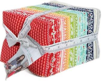 BONNIE & CAMILLE Basics Collection Fat Quarter Bundle ( 40 fq's ) For Moda Fabric