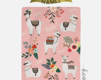 Baby blanket - Baby blanket personalised - Custom baby blanket - Custom blanket - Personalized Baby blanket - Newborn baby gift - Baby girl