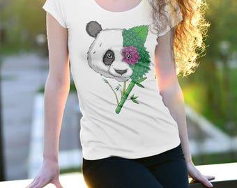 Panda bear flower