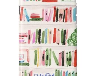 Bookshelf Print iPhone Case