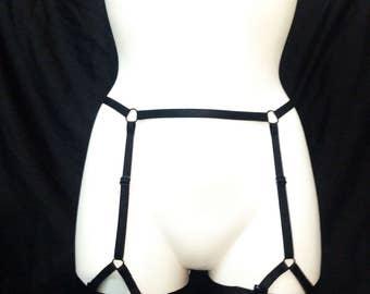 Charlotte Garter Belt
