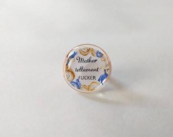 """""""MOM"""" ring so"""