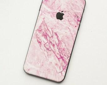 Pink Marble iPhone Skin case alternative iPhone skin iPhone sticker iPhone decal iPhone cover iPhone 5 5S 6 SE 6 6S 7 # Blush Marble