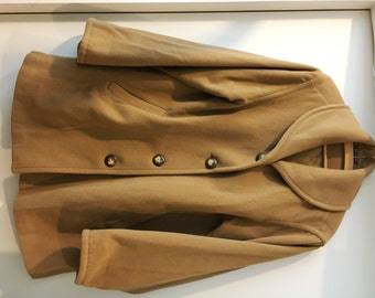 Vintage CAMEL COAT 1990's made in Italy