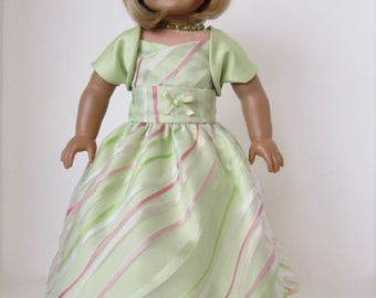 American Girl Doll: Stripes In All Directions