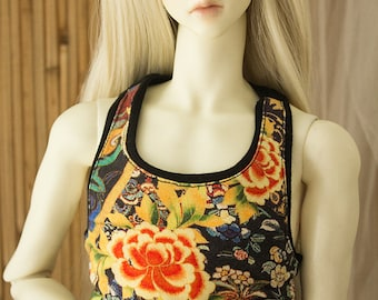 BJD Undershirt ( for SD bjd doll, Super Gem)