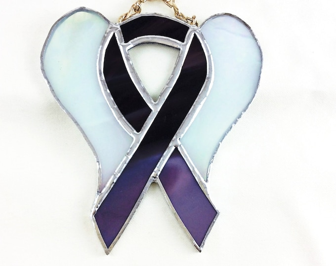 Awareness Ribbon, Epilepsy, Cystic Fibrosis, Pancreatic Cancer, Fibromyalgia, Inspirational Gifts, Encouragement Gifts, Gift of Love, Gifts