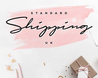 Standard Shipping - UK