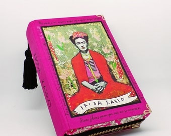 Book-clutch Frida Kahlo