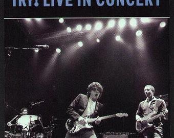 John Mayer Trio Try CD Concert Promo Poster 2006