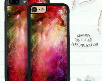 Iphone 7 Plus Case Nebula Iphone 7 Case Iphone 6S Galaxy Outer Space Iphone 6S Plus Case Fun Geometric Iphone 6 Big Bang Stars Gift Marble