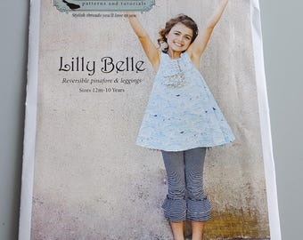 Violette Field Threads Lilly Belle Sewing Pattern F744