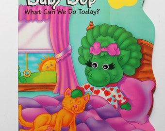 baby bop barney coloring book 1993 - Barney Coloring Book