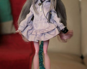 Monster High Draculaura repaint ooak