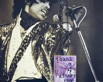 Prince Darling Nikki Pendant Necklace