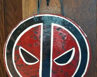 Deadpool Wall Plaque