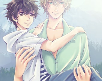 Super Lovers Print