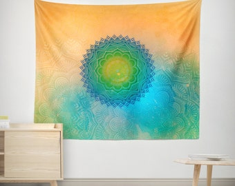 Wall Tapestry, Bohemian Wall Tapestry, Mandala Wall Tapestry, Wall Decor, Wall Tapestries, Tapestry Art, Boho Chic Tapestry