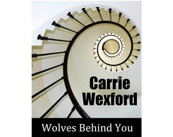 Wolves Behind You, Suspense Thriller Novel, Fiction, Digital Download, EBook, PDF, Epub, Mobi Files, For Kindle, Nook