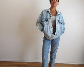 Levis jacket Vintage 80s denim jean jacket