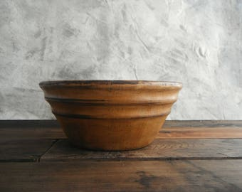 Rustic (re)Designed Wood Bowl