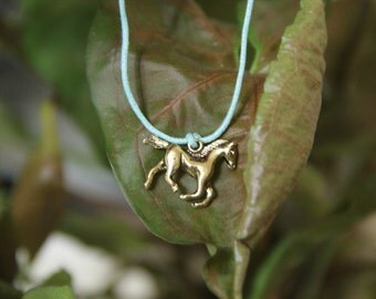 Little horse jewelry Bracelet horse pendant suspension horse Personalized Horse Lover Gift