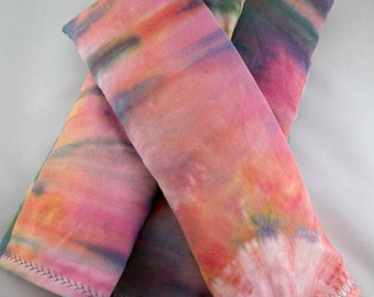 Tie Dye Lavender Eye Pillow