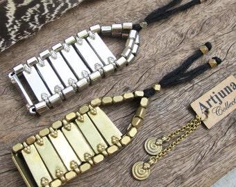 FREE SHIPPING Silver Cuff Bracelet, Tribal Silver Bracelet, Tribal Bracelet, Cuff Bracelet, Silver Ethnic Bracelet, Ethnic Jewelry