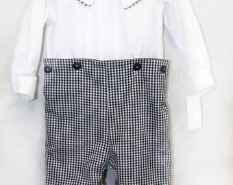 Knicker Pants | Christmas Romper | Baby Christmas Outfit | Baby Boy Clothes | Baby Boy Knickers | Toddler Knickers | Knickers 292315