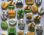 Where the Wild Things Are Sugar Cookies