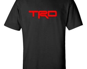 TRD TOYOTA Racing Development Graphic T-Shirt  ***Free Shipping***