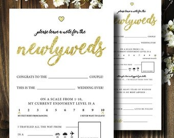 Wedding Mad Libs | Wedding Madlibs | Wedding Advice Cards | Printable | Instant Download | Marriage Advice Cards | Funny Wedding Games
