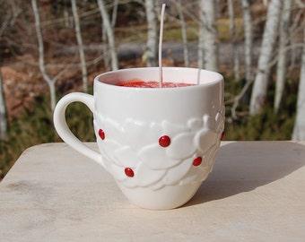 Genuine Starbuck's Christmas Mug