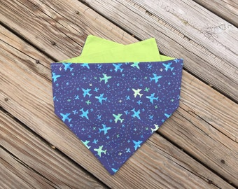 Tricky Travelers Bandana and bow