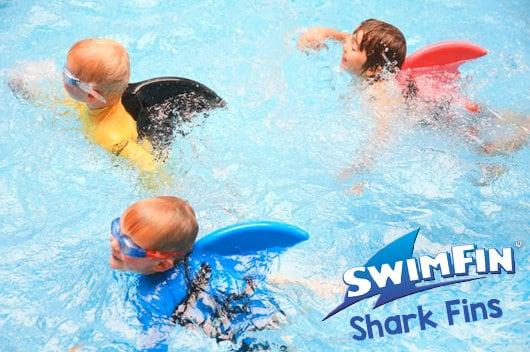 Shark Fin Swimmable Fin Swim Fin