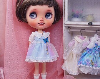 Gguo's Blythe ---- Butterfly dream (purple)