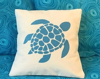 TURTLE Pillow Cover