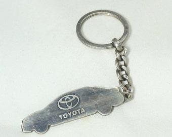 Toyota Keychains Etsy