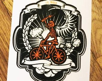 calaca bici