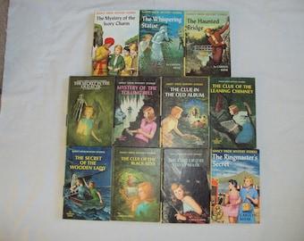 11 Nancy Drew Books