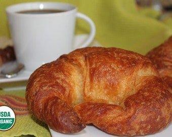 ORGANIC FRENCH CROISSANT